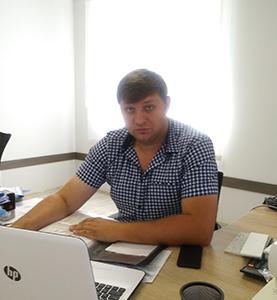 Генеральный директор ООО Гранит-Сервис Черников А.В.