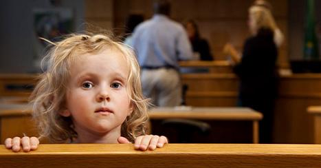 Узаконить место проживание ребенка. Помощь адвоката