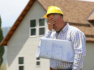 Нарушение норм при строительстве