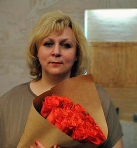 Клиент Судаева Светлана