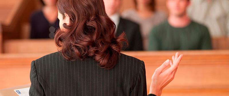 Защита адвоката в суде